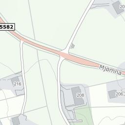 mjømna kart Mjømna 216, 5978 Mjømna på 1881 kart mjømna kart