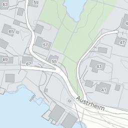 austrheim kart Austrheim 25, 5943 Austrheim på 1881 kart austrheim kart