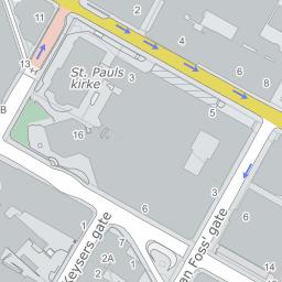 Fra mega Hans Holmboes gate 8, 5007 Bergen på 1881 kart QW-01