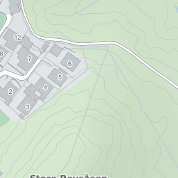 lysekloster kart Edne 40, 5215 Lysekloster på 1881 kart lysekloster kart