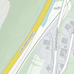 dalekvam kart Dalseidvegen 40, 5722 Dalekvam på 1881 kart dalekvam kart