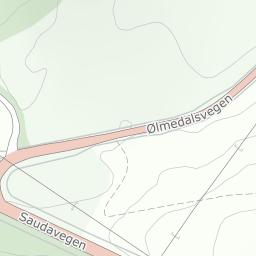 vikedal kart Saudavegen 4103, 5583 Vikedal på 1881 kart vikedal kart