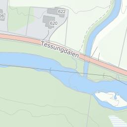 tessungdalen kart Tessungdalen 620, 3650 Tinn Austbygd på 1881 kart tessungdalen kart