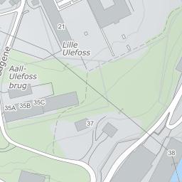 kart ulefoss Kullhusbakken 20, 3830 Ulefoss på 1881 kart kart ulefoss