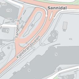 sannidal kart Kjølebrøndsveien 1, 3766 Sannidal på 1881 kart sannidal kart