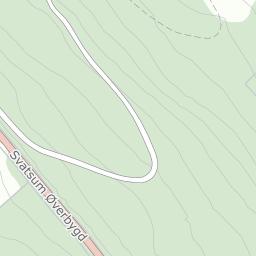 øverbygd kart Svatsum Øverbygd 658, 2657 Svatsum på 1881 kart øverbygd kart