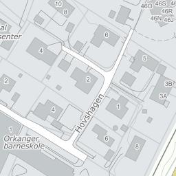 kart orkanger Orkdalsveien 28, 7300 Orkanger på 1881 kart