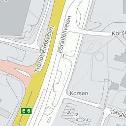 rennebu kart Orkdalsveien 3, 7391 Rennebu på 1881 kart