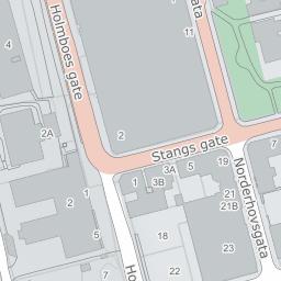 Storgata 1, 3510 Hønefoss på 1881 kart