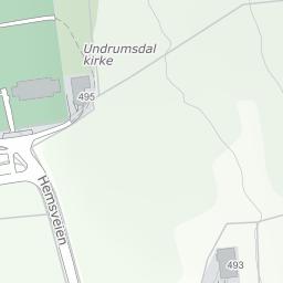 undrumsdal kart Solerødveien 491, 3176 Undrumsdal på 1881 kart undrumsdal kart