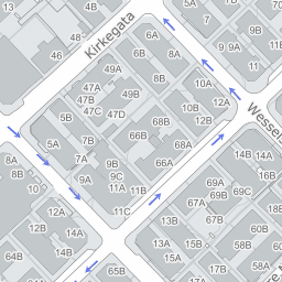 møllenberg trondheim kart Nedre Møllenberg gate 63A, 7043 Trondheim på 1881 kart