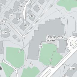 høvik kart Solvikveien 31, 1363 Høvik på 1881 kart høvik kart