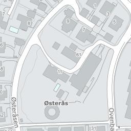 østerås kart Otto Ruges vei 77C, 1361 Østerås på 1881 kart østerås kart