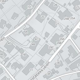 1358 jar kart Bjerkelundsveien 54A, 1358 Jar på 1881 kart 1358 jar kart