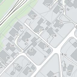 1358 jar kart Vidars vei 1A, 1358 Jar på 1881 kart 1358 jar kart