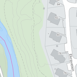 eiksmarka kart Fossumbakken 4B, 1359 Eiksmarka på 1881 kart eiksmarka kart